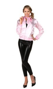 Disfraces para mujeres de Grease Pink Ladies