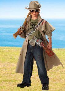 disfraz para adolescente de pelicula de terror