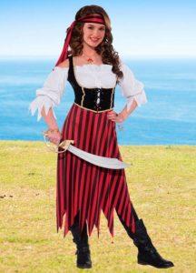 disfraz para adolescente de pirata