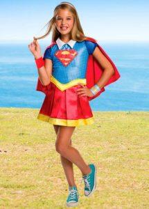 disfraz para adolescente de supergirl