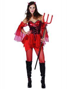 disfraz de mujer para halloween