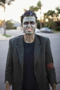 disfraz hombre halloween casero